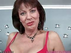 Nasty Milf Vanessa Videl Shows All Her Charms 1