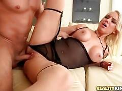 Fantastic Milf Is Fond Of Getting Deeply Drilled 1
