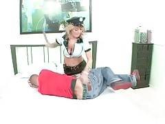 Awesome Milf Alexis May Starves For Thick Dick 1