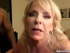 Horny Black Studs Attack Slutty White Lady 3